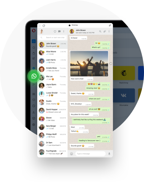 Login chat whatsapp online How To