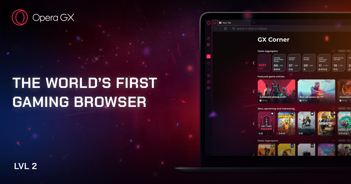 Opera Gx Gaming Browser Opera