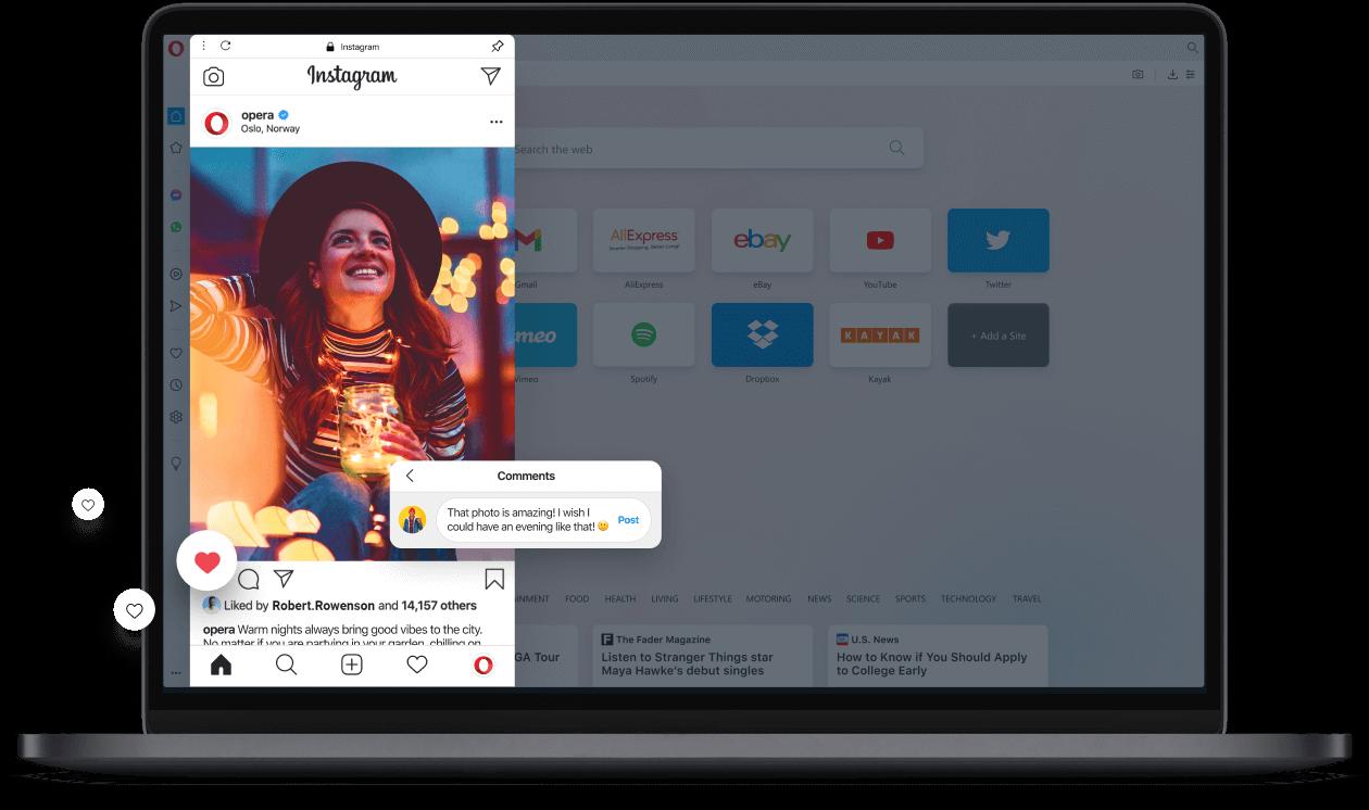 Visualisez Instagram dans son intégralité